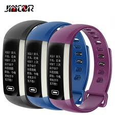 monitoring health bracelet images Jincor m2 pro smart wristband health bracelet blood pressure blood jpg