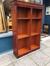 Mahogany Effect Bookcase Mahogany Shelf Home Furniture U0026 Diy Ebay