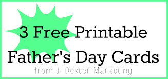 free fathers day cards 3 free printable s day cards my slo