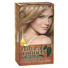 natural instincts non permanent hair color sahara light blonde 2
