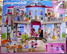 playmobil cuisine 5329 playmobil shopping mall playset 5485 furnished figures