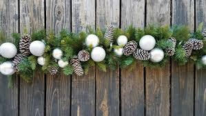 garland holiday garland christmas garland mantel garland