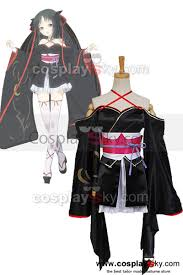 unbreakable machine doll yaya cosplay costume unbreakable