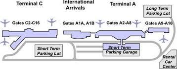 san jose airport on map airport terminal map san jose airport terminal map jpg