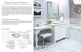 Carrara Marble Floor Tile Hampton Carrara Collection The Tile Shop