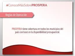 reglas de operacion prospera 2016 conocemássobreprospera hashtag on twitter