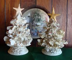 ceramic light up christmas tree ceramic lighted christmas tree by kevin collins coastal christmas