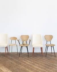 les chaises cimca dining chairs pair of side chairs and