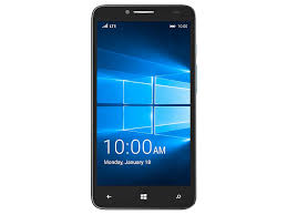 alcatel onetouch fierce xl with windows 10 mobile launched at ces