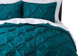 Toddler Bed Down Comforter Duvet Organic Cotton Down Filled Fall Weight Duvet Insert For