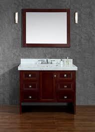 One Sink Bathroom Vanities by Ariel By Seacliff Beckonridge 42
