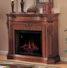 Big Electric Fireplace Mantels Home Design Ideas