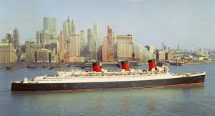 Queen Elizabeth Ii Ship by Rms Queen Mary Inside The Liner
