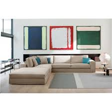 canap italien tissu le canapé d angle italien avec chaise longue cuir ou tissu stockton 3