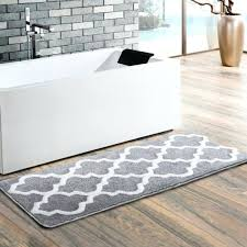 Large Bathroom Rugs Best Bath Mats Our Lands End Non Skid Bath Rug Large Bath
