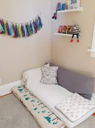 Floor Beds by Montessori Floor Beds Naps Holly Bowman Xo
