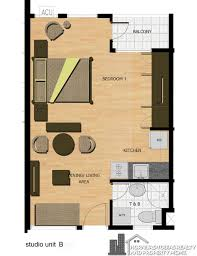 The Seawind Floor Plan by Seawind Condominium Davao Davao Property Finder