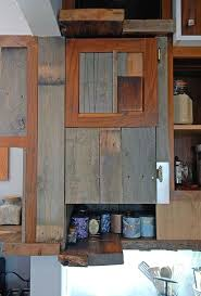 wood kitchen furniture salvaged kitchen cabinets nifty homestead