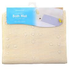 Bath Shower Mat Non Slip In Bath Shower Mat Cushioned Pvc Anti Fall Suction Grip