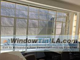 privacy frost commercial window film