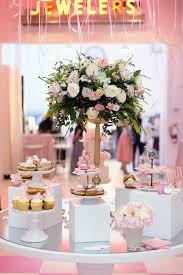 table picture display ideas kara s party ideas pink glam corporate birthday party kara s party
