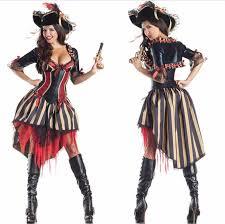 Halloween Pirate Costumes Purple Pirates Caribbean Costume Female Pirate Fancy Dress