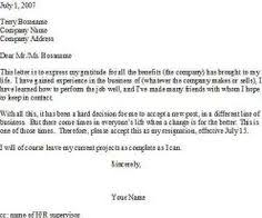 i resign com free resignation letter templates and sample