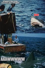 Jaws Meme - hai jaws memes imgflip