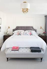dark grey headboard with regard to gray contemporary bedroom denai