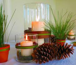 diy centerpieces for a winter or christmas wedding fiskars