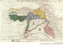 The Middle East Map by The Middle East Needs A Westphalian Moment Not New Borders