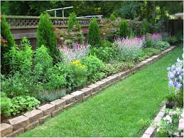 Landscaping Ideas For Small Backyards by Backyards Fascinating Backyard Planting Ideas Backyard Landscape