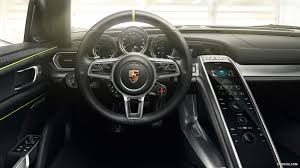 porsche 918 spyder wallpaper 2014 porsche 918 spyder interior hd wallpaper 12
