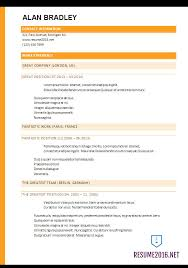 most popular resume format most common resume format krida info