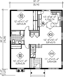 floor plans for split level homes split level home plan with tour 80027pm architectural