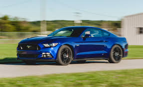 2015 ford mustang gt instrumented test u2013 review u2013 car and driver