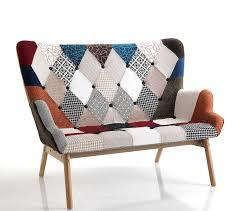 divanetti due posti divanetto moderno particolare patchwork 2 posti