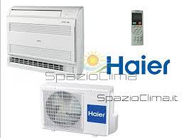 pompa di calore interna haier condizionatore console pavimento inverter pompa di calore