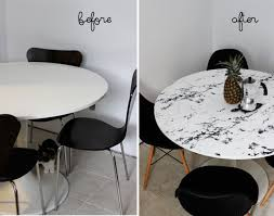 contact paper 10 interesting makeovers you can do with marble contact paper