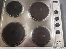 electrique cuisine taque de cuisine électrique a vendre 2ememain be