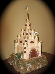 castle wedding cake cakecentral com