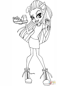 abbey bominable coloring pages creepetaria howleen coloring page free printable coloring pages
