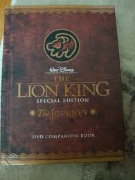 free lion king disney dvd book companion guide books