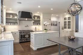 Gray Paint Inside Kitchen Cabinets Design Ideas - Inside kitchen cabinets