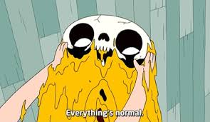 Everything Is Fine Meme - everything is fine pt 2 adventure time know your meme