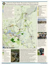 Map Sacramento Delta Recreation Proposal