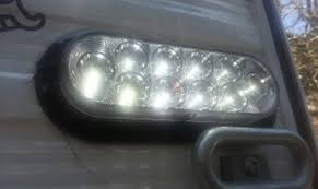 led clearance lights motorhomes led lights for truck cers