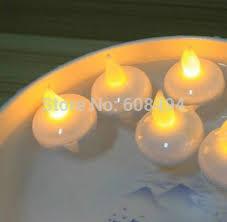floating led tea lights 36pcs lot flameless floating led tealight candle tea light battery