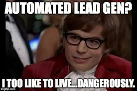 Generating Memes - automated lead generation for agencies step by step