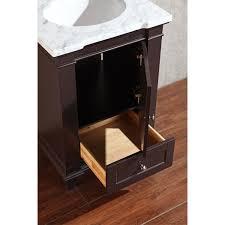 stufurhome hd 7100e 24 cr abigail single sink bathroom vanity in
